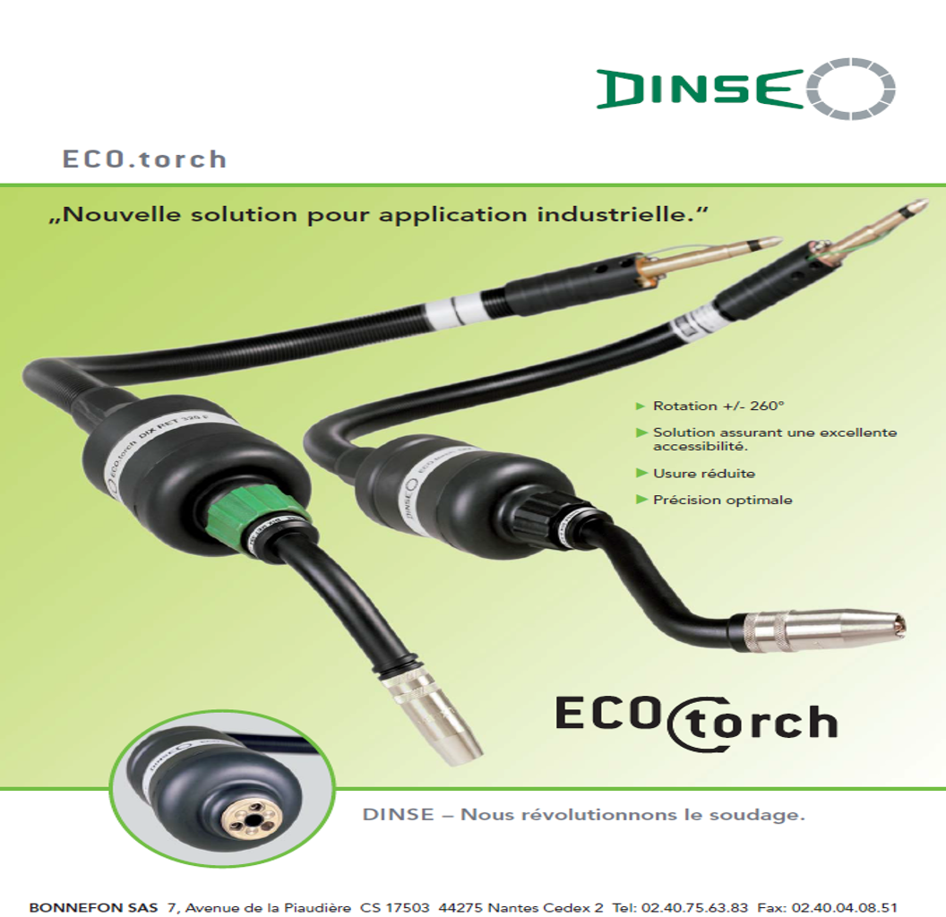 ECO.torch DINSE